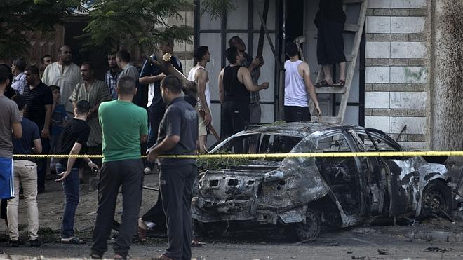 Cinco atentados destruyen los vehículos de varios miembros de Hamás y la Yihad Islámica en Gaza