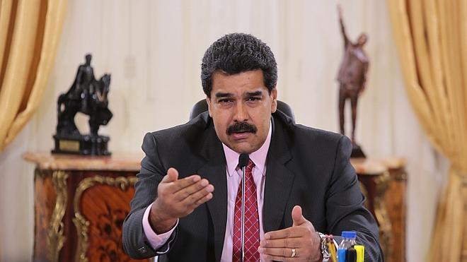 Maduro compara a Rajoy con Franco por la 'ley mordaza'