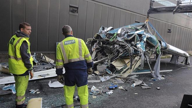 La Fiscalía francesa imputa al conductor del autobús accidentado en Lille