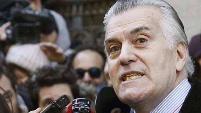El juez autoriza a Bárcenas a irse de vacaciones a Baqueira