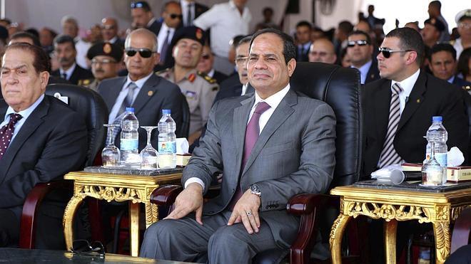 Egipto ratifica una controvertida ley antiterrorista