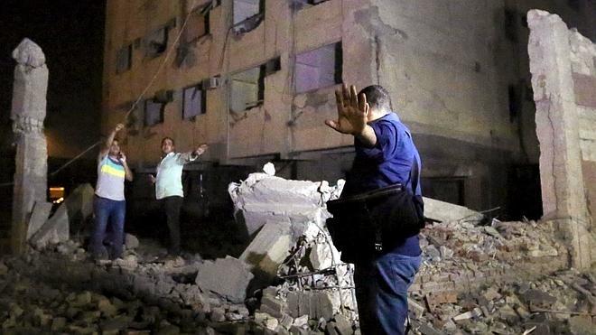 Al menos 29 heridos en un atentado con coche bomba en El Cairo