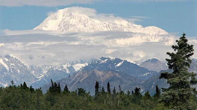 Obama rebautiza al monte McKinley