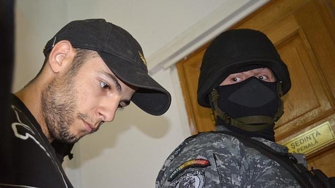 La Justicia rumana decidirá el miércoles sobre la extradición de Morate