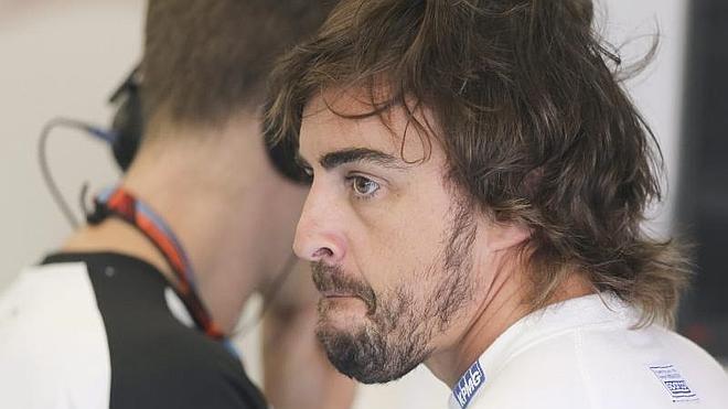 Última estación de penitencia para Alonso