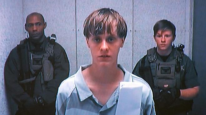 El fiscal pedirá la pena de muerte para el autor de la matanza de Charleston