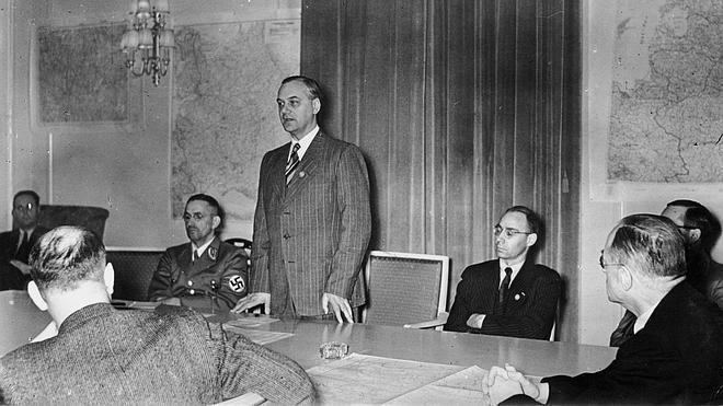 El ideólogo de las huestes nazis