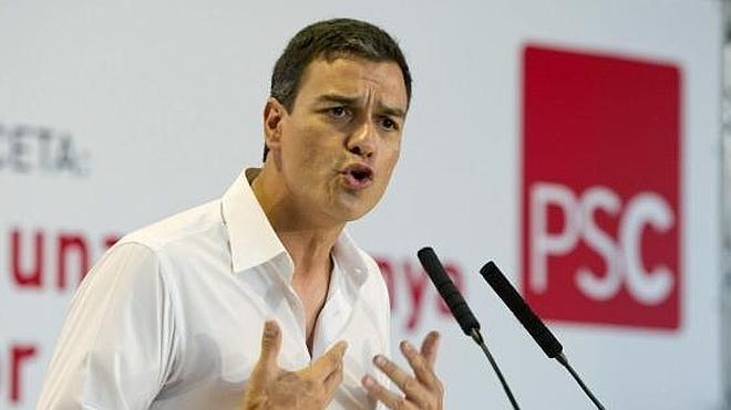 Pedro Sánchez reitera que el PSOE no apoya el Toro de la Vega