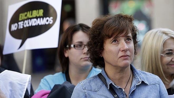 Teresa Romero prosigue su lucha para que no se repita el caso de Excálibur
