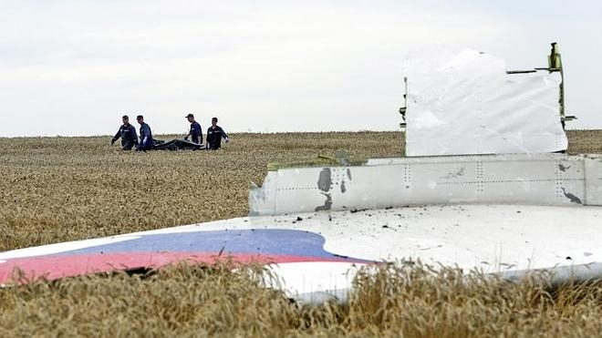 El vuelo MH17 fue derribado por un misil ruso