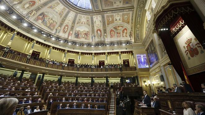 El Congreso termina la legislatura rechazando la independencia de Cataluña