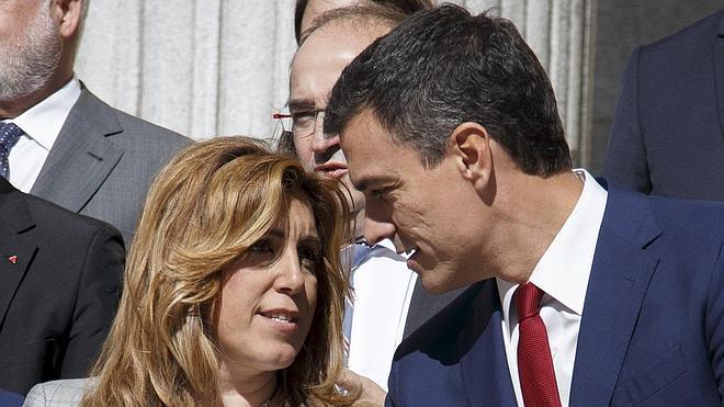 Díaz enmienda a Pedro Sánchez y promueve la derogación «total» de la reforma laboral