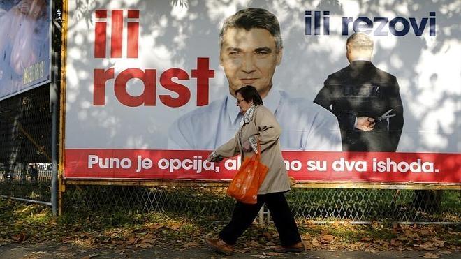 Croacia vota en plena crisis económica y migratoria