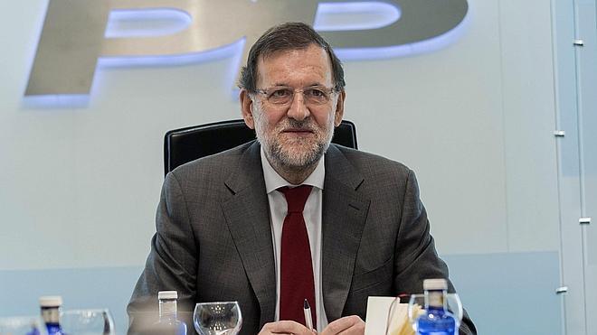 Rajoy avisa a Mas: «La ley se tiene que cumplir, hasta ahí podíamos llegar»