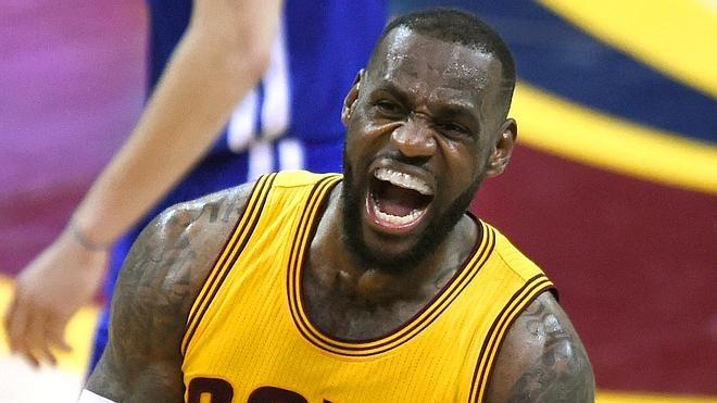 Nike sitúa a LeBron James como su jugador mejor pagado