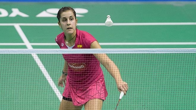 Carolina Marín empieza la Copa de Maestros de Dubái con una victoria