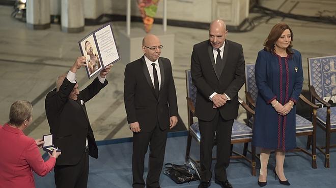 El Cuarteto tunecino recibe el Nobel de la Paz por su labor en el proceso democratizador