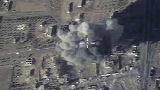 La falsa inocencia de los bombardeos quirúrgicos en Siria