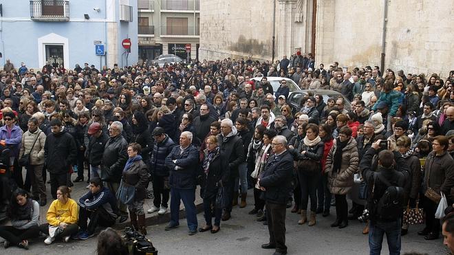 Decretan prisión para el detenido por matar a golpes a su pareja en Villena