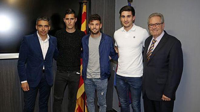 El Barça B rescinde el contrato de Sergi Guardiola por ofensas a Cataluña