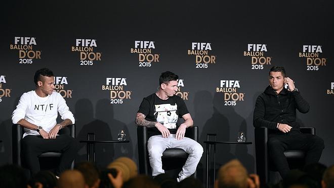 Messi preferiría «un Mundial» a sus Balones de Oro