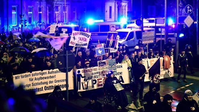 La Policía dice que los agresores de Colonia quedaron a través de las redes sociales