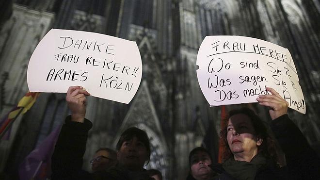 Un informe revela abusos en doce ciudades alemanas en Nochevieja
