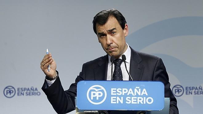 El PP advierte de que votará contra cualquier Gobierno que no presida Rajoy