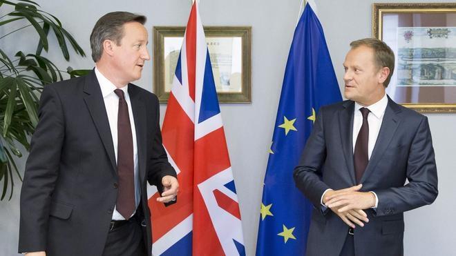 Bruselas ofrece a Londres un 'freno de emergencia' para controlar la inmigración