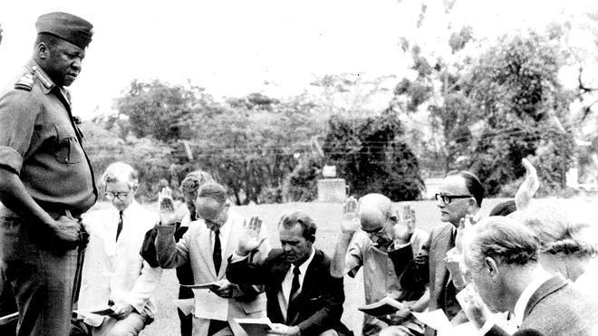 El museo de los horrores de Idi Amin