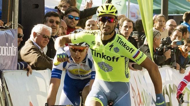 Bennati, primer líder de la Vuelta a Andalucía