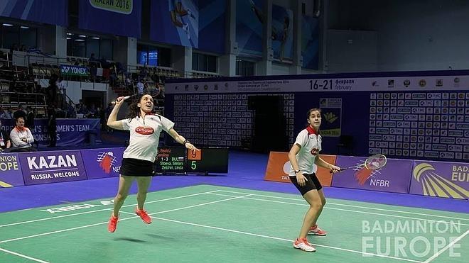 Bea Corrales lidera el pase de España a cuartos de final