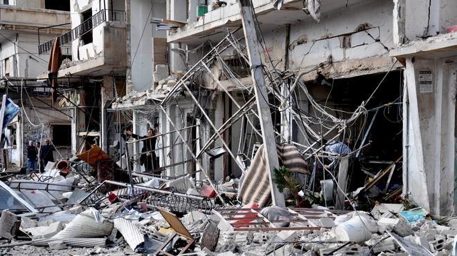 Rusia y EE UU fijan para el 27 de febrero el inicio del alto el fuego en Siria