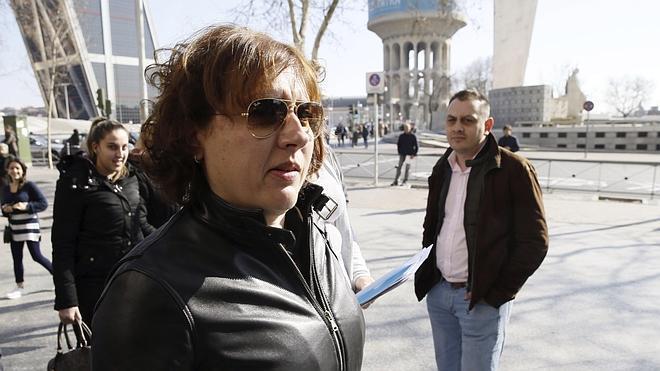 Teresa Romero: «Me encuentro bien, recuperada y con ganas de vivir»