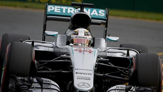 Hamilton saldrá desde la 'pole'; Sainz, séptimo y Alonso duodécimo
