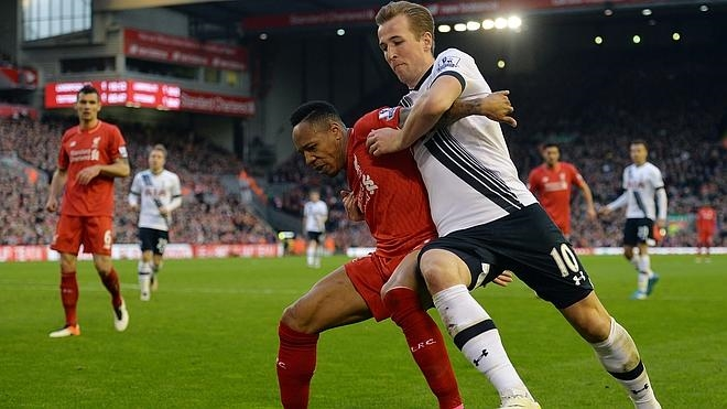 El Tottenham empata en Anfield y podría perder comba