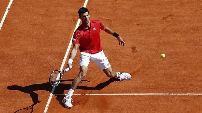 Djokovic cae a las primeras de cambio