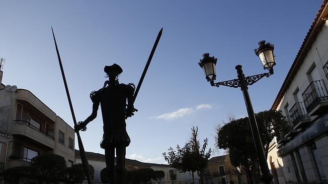 Cinco momentos para sentirse Don Quijote