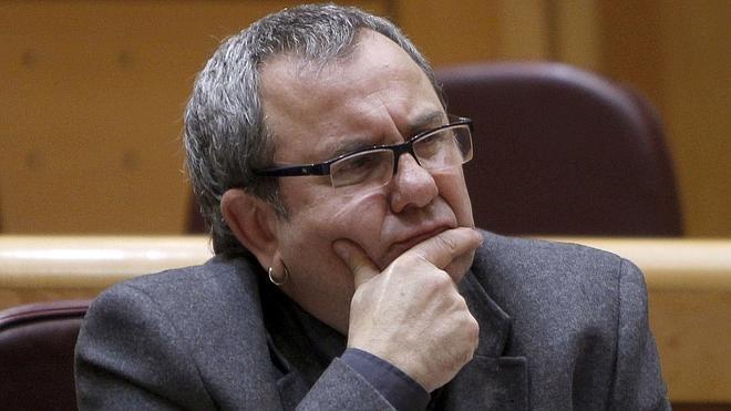 El juez del Supremo procesa al senador Goioaga por integración en ETA