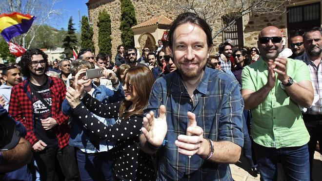 Iglesias tiende la mano a Sánchez y le ofrece formar parte del próximo Gobierno «como un aliado»