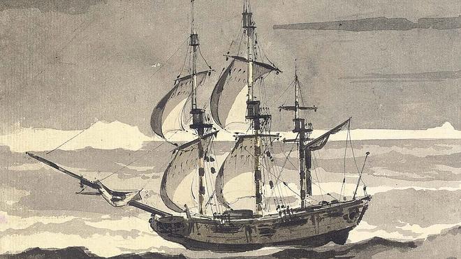 Identifican el paradero del 'Endeavour', navío del explorador James Cook