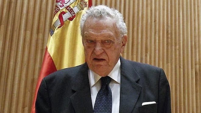 Muere el expresidente del Congreso Fernando Álvarez de Miranda