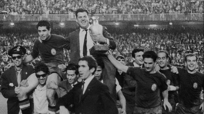 El primer párrafo de la historia del fútbol español