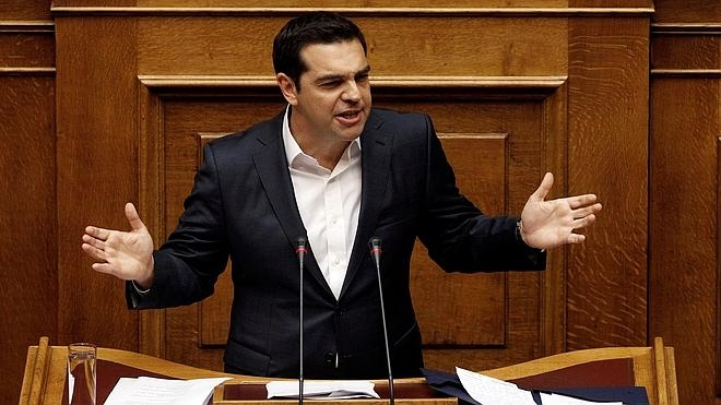 Grecia aprueba más medidas de austeridad a cambio de un nuevo tramo del rescate