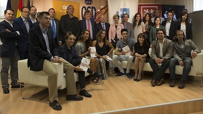 La preparación de los mejores olímpicos españoles, en 'A por más'