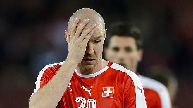 Suiza confirma su convocatoria para la Eurocopa