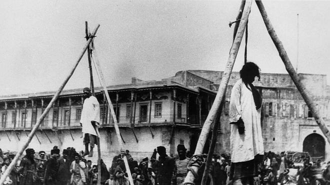 ¿En qué consistió el genocidio armenio?