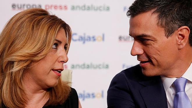 Díaz acusa a Podemos de buscar la «copia de la socialdemocracia»