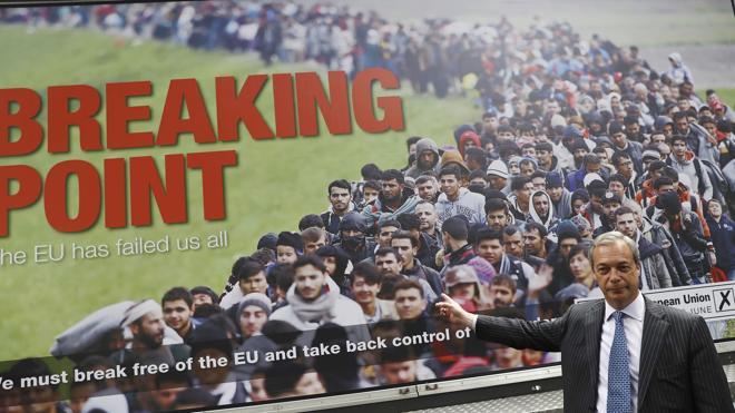 El FMI prevé una recesión en Reino Unido si gana el 'Brexit'