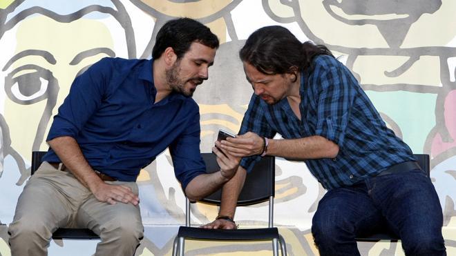 El 'think tank' de la CEOE cree que un gobierno de Unidos Podemos llevaría «al desastre»